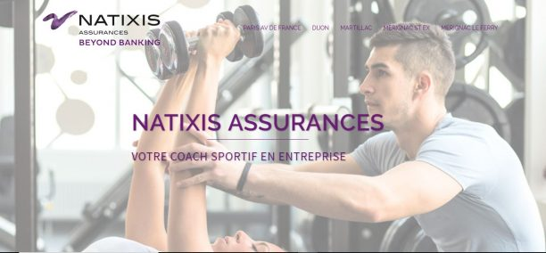 site internet fitness natixis assurance